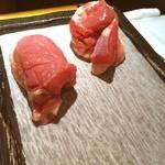 17100200 - 元はこんなお肉を…