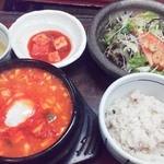 17100301 - 豆腐鍋定食@980円