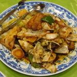 17100575 - 豚肉とキャベツの味噌炒め
