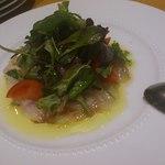 ナビリオ - 真鯛のカルパッチョ
