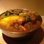 羅空 - 季節野菜とフルーツカレー