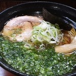 麵屋 正元 - 濃厚魚出汁