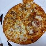 ピザーラ - 料理写真:冬のキャンペーンクォーター Lサイズ3540円