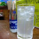 大統領 - レモンサワー350円