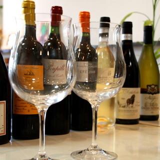 雑穀を使ったイタリアンとワインのマリアージュ