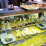山乃家 - お総菜売り場