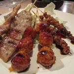 ふとっぱら - 豚バラ・肉団子・鶏皮