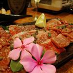 超レトロ焼肉桜坂 - 石垣牛