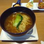 17107435 - 美肌フカヒレコース⑤フカヒレ麺(ハーフ)