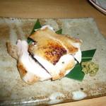 17108756 - 阿波尾鶏の炭火焼き