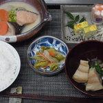 徒然草 - 料理写真:里山料理 1月