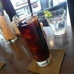シアターカフェ - アイスコーヒー