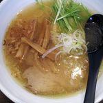 17111291 - 塩らぁ麺@700円