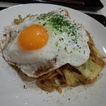 富士宮焼そば 本 清水商店 - 富士宮焼きそば(小)