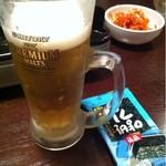 チョアチョア - 生ビール プレモル