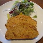 17114576 - 天然酵母パンとサラダ