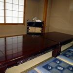 寿し処 くまがい - 座敷(2階個室)