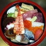 寿し処 くまがい - ちらし寿司