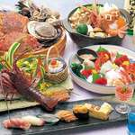 寿司割烹 八風 - 各種宴会もご予算に応じてご予約承ります