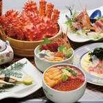 寿司割烹 八風 - 旬の海の幸が豊富に取り揃えています