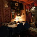 モロッコ料理カサブランカ - 店内 2