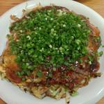 広島風お好み焼き かっちゃん - 2013年1月:広島風お好み焼き