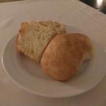 リストランテ イル バンビナッチョ -  パンは、3種出てきました。
