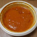 インディラ - チキンバターマサラ(テイクアウト)