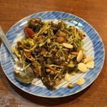 ノング インレイ - 2013.2 お茶葉サラダ