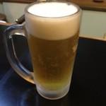 若鳥 - 生ビール
