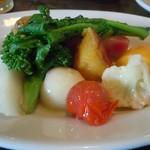 DADA - 鎌倉野菜の温サラダ
