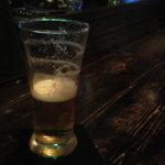 BAR 2106 - 生ビールです。キリン