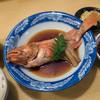 東 - 料理写真:赤がわの煮付け