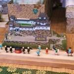 川口屋 - 和歌山城へお国入りのフィギア