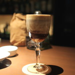 BAR Too - テキーラベースのアイリッシュ風コーヒー