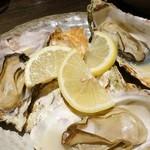 奥志摩 - 焼き牡蠣