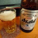 とり慎 - 瓶ビール中