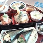 和食と甘味かんざし - 室町御膳1280円(o^-^o)