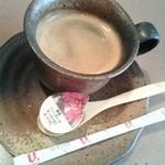 和食と甘味かんざし - 食後のコーヒ(o^-^o)