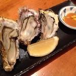 塩舎八州  - 北海道厚岸産の牡蠣