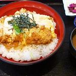 とんかつ 叶 - 料理写真:カツ丼定食950円