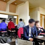 龍華亭 - テーブル席 & カウンター席