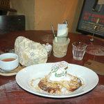 ノイカフェ - フレンチトースト
