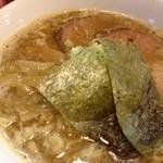 拉麺厨房 北斗   - 北斗北海道旭川ラーメン 特盛