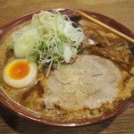 麺匠 双葉 - 特選赤味噌ラーメン(750円)