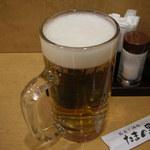 たまの里 - ビール 小