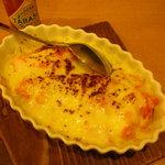 たまの里 - 明太子ポテトチーズ焼き