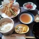 17132040 - 天ぷら膳