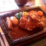 まきしむ - 料理写真:チキンソテー 900円