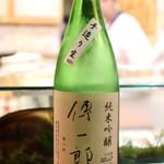 東家 - 国香 傳一郎 純米吟醸 手造り生60% 2013.2.1
